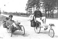 Historie M5 Ligfietsen