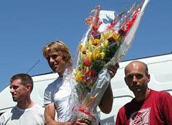 Spectaculaire resultaten op Classique Genevoise 22 juni 2003 Zwitserland