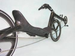 M5 Carbon Low Racer reist mee naar Designtentoonstelling in Tunesie
