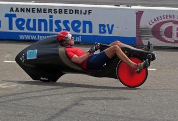 Bram Moens hoog in eindklassement Cycle Vision 2014