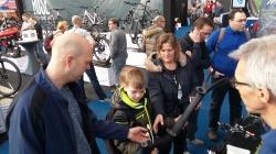 Geslaagde Fiets en Wandelbeurs in RAI Amsterdam